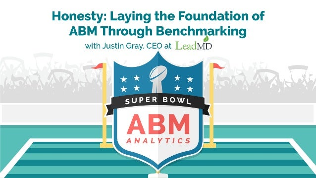 abm analytics super bowl 4 up your game activating your abm content