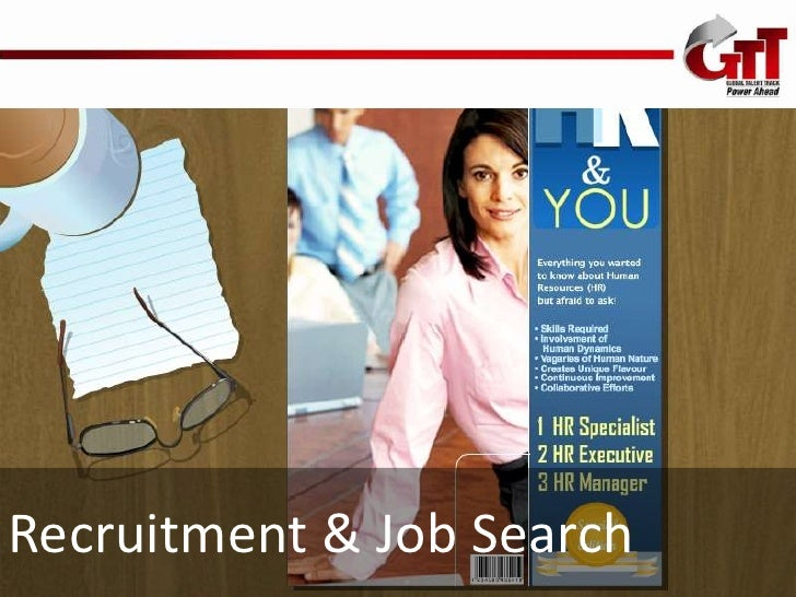 Recruitment & Job Search