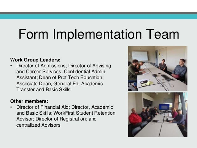 Blueprint for hobsons crm implementation and centralized advisors 11 malvernweather Gallery