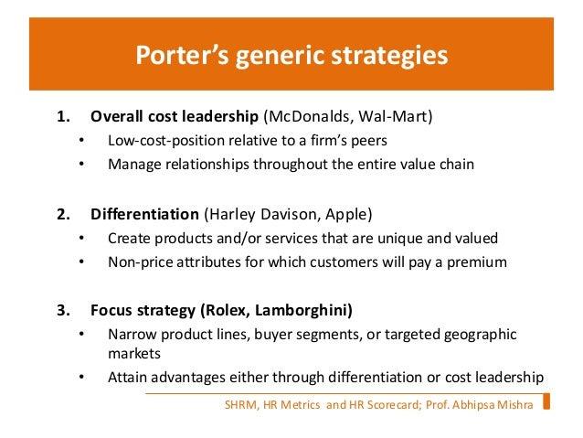 Business Level Strategy Of Walmart International