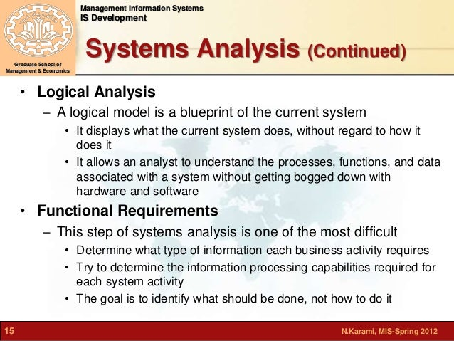 information systems development System development life cycle definition & phases system planning, analysis, design, implementation and deployment, testing and integration and maintenance.
