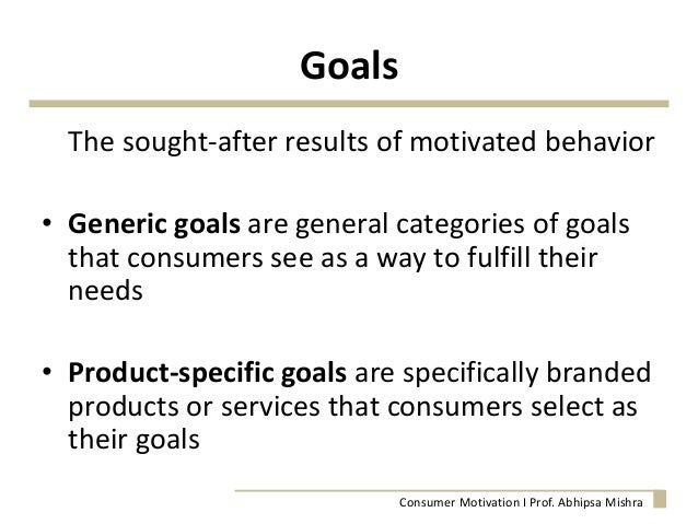 Consumer Needs and Motivation (With Diagram)