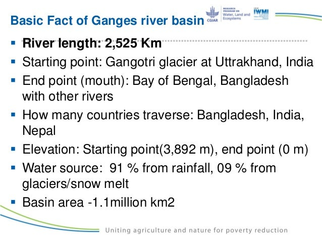Perspectives from the Ganges