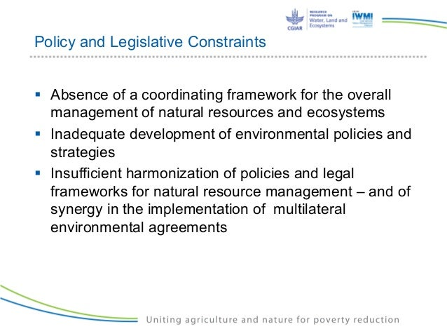 Gender Issues In Natural Resource Management