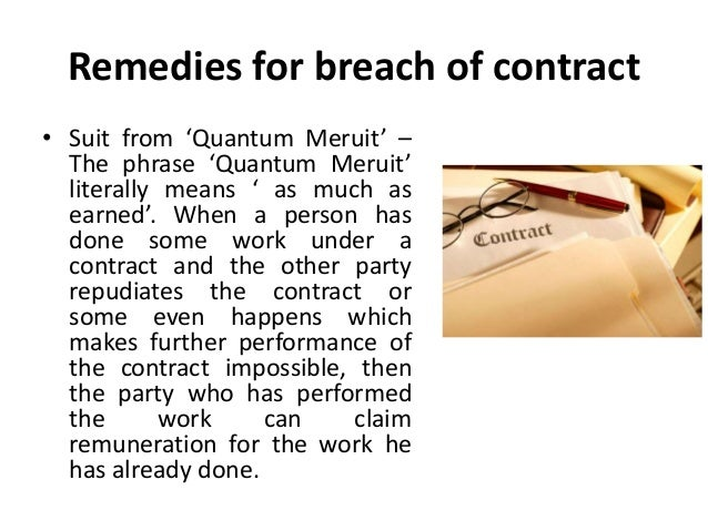 What Can Happen if You Breach a Sales Contract?