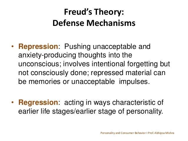 defence mechanisms in guajiro personality and Research article: defense mechanisms and personality in depression 169 introduction t here is a longstanding belief that personality repre-sents a structure that is stable over time, and.