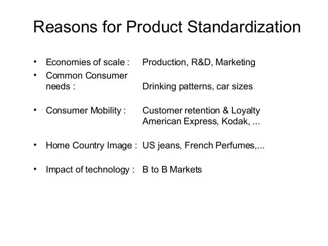 colgate adaptation and standardization A marketing plan for lipton ice tea institutional affiliation date 2 marketing plan: lipton ice tea industry analysis.
