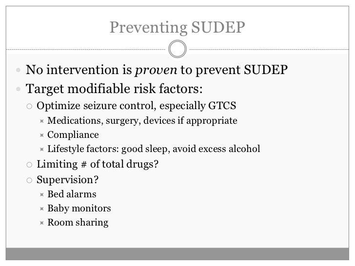 Seizure Safety And Risk Daniel Friedman Md