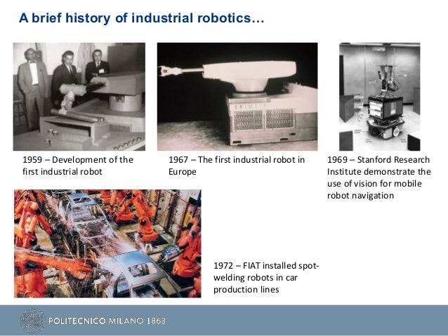 From industrial robotics to autonomous vehicles and back