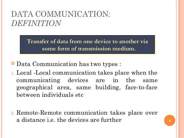 data communication disadvantages What are the advantages and disadvantages of serial and parallel lcd you can write a buffer of data to a single what are the advantages and disadvantages of.
