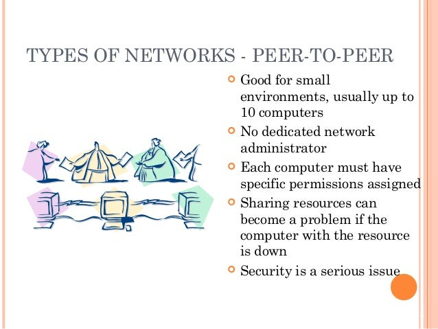 Types of Network Architecture