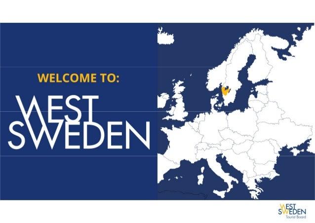 Tourist Council of West Sweden – a part of Region Västra Götaland