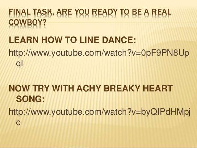 Achy Breaky Heart - YouTube