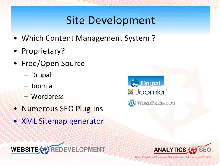 seo website redesign traps tools and techniques as presented at