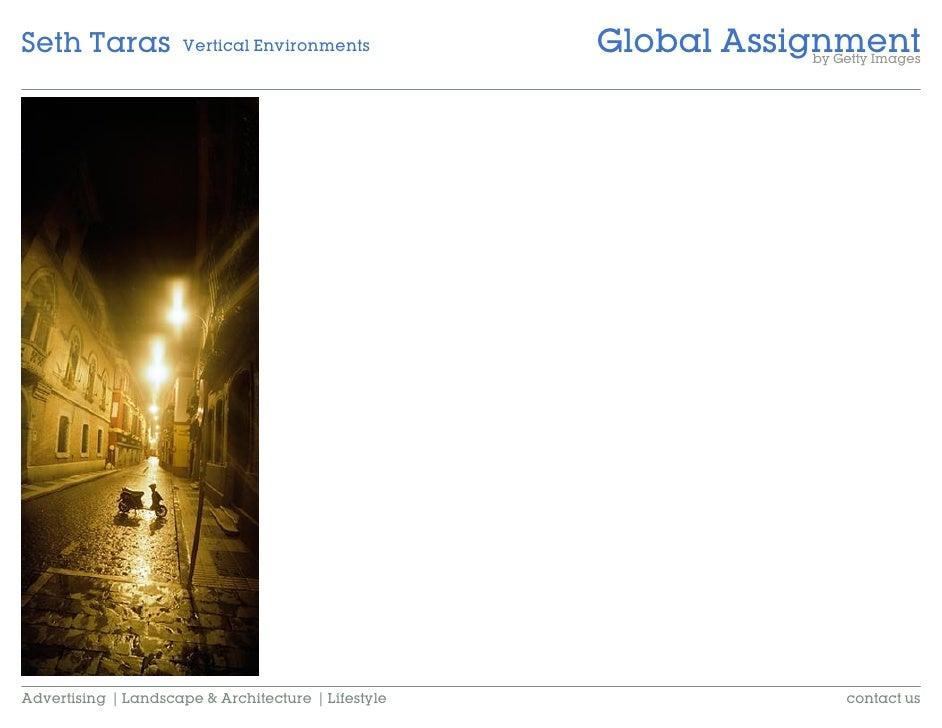 Global Assignment Seth Taras            Vertical Environments                                                             ...