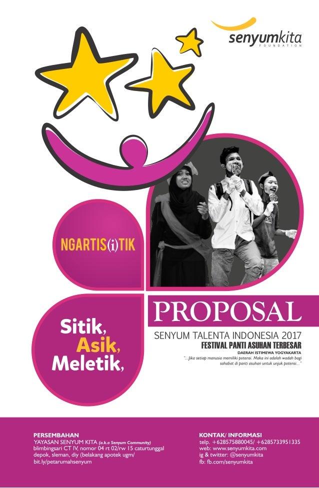 @senyumkita +6285758850045 www.senyumkita.com 1Senyum Talenta Indonesia