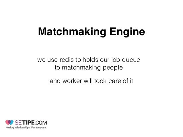 matchmaking backend