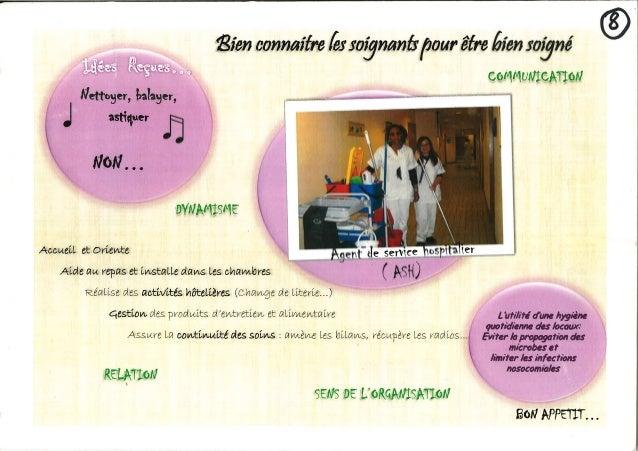 La valorisation du travail des soignants - Concours MNH/IFSI 2011 - 1er prix