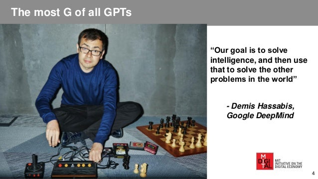 """The most G of all GPTs """"Our goal is to solve intelligence, and then use that to solve the other problems in the world"""" - D..."""