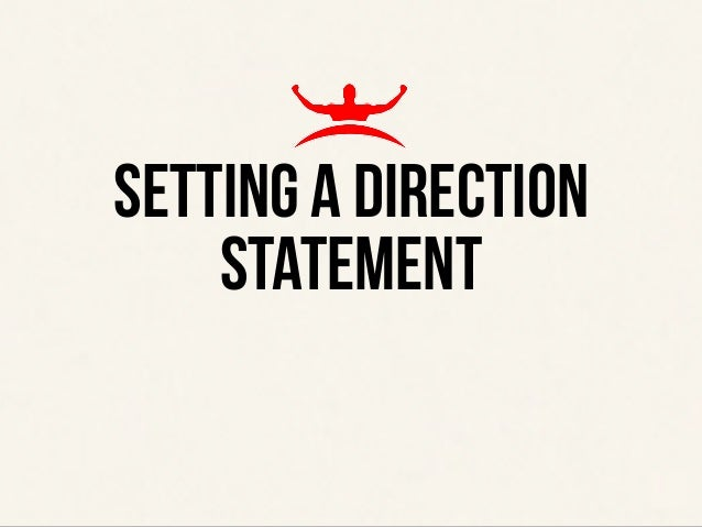 ‹#› THE TOP 4 EXPECTATIONS OF A TEAM LEADER SETTING A DIRECTION STATEMENT