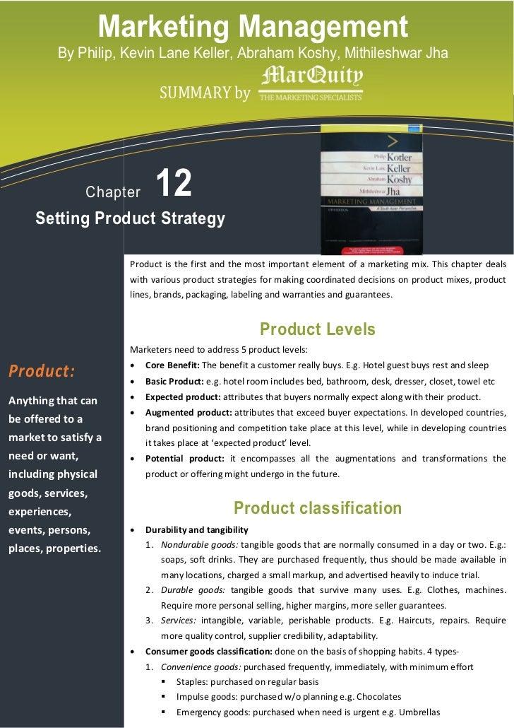 Marketing Management          By Philip, Kevin Lane Keller, Abraham Koshy, Mithileshwar Jha            logo copy.tif      ...
