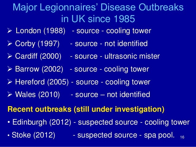 Battles with the legion colin purnell safety health - Legionnaires disease swimming pool ...