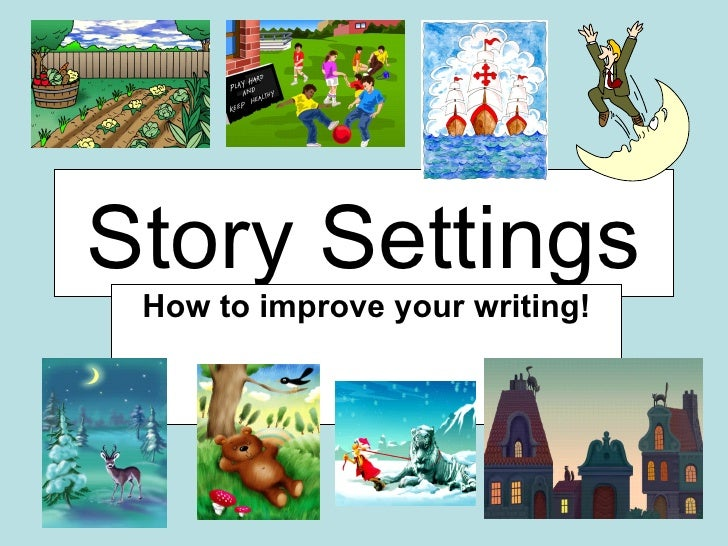 An Illustrated Guide to Writing Scenes and Stories