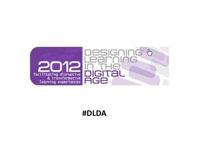 #DLDA