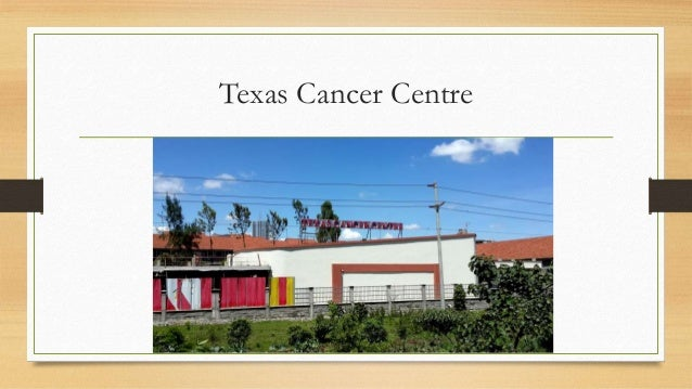 Setting Up A Cancer Centre By Catherine Nyongesa