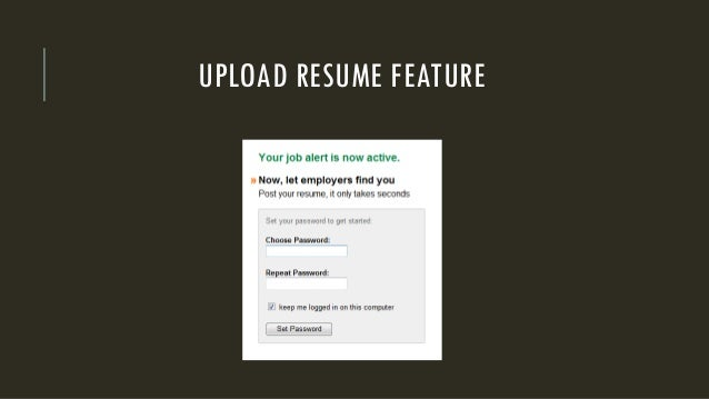how to create job alerts on indeed com