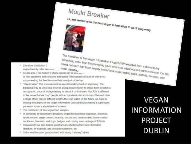 VEGAN INFORMATION PROJECT DUBLIN