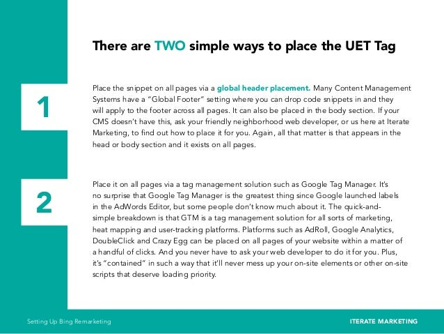 how to set up remarketing tag on adwords