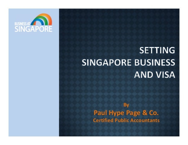 setting up business in singapore If you are considering setting up a business in singapore, activpayroll have created a more in-depth overview alongside a detailed guide about payroll and tax in singapore which provides invaluable guidance for anybody thinking of setting up a business in singapore as an expat.