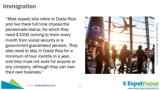 Working in Costa Rica?