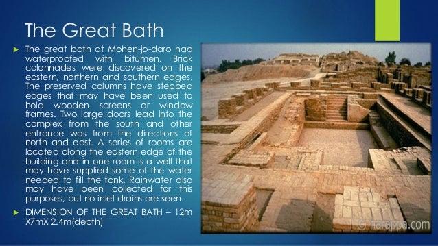 Settlement Features Of Indus Valley Civilisation