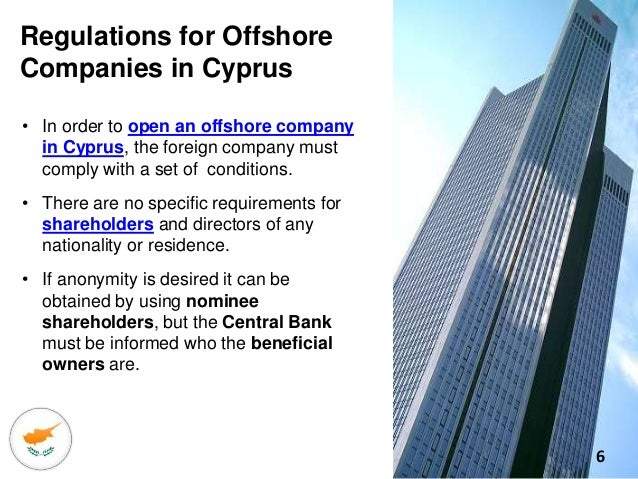 Set up an Offshore Company in Cyprus