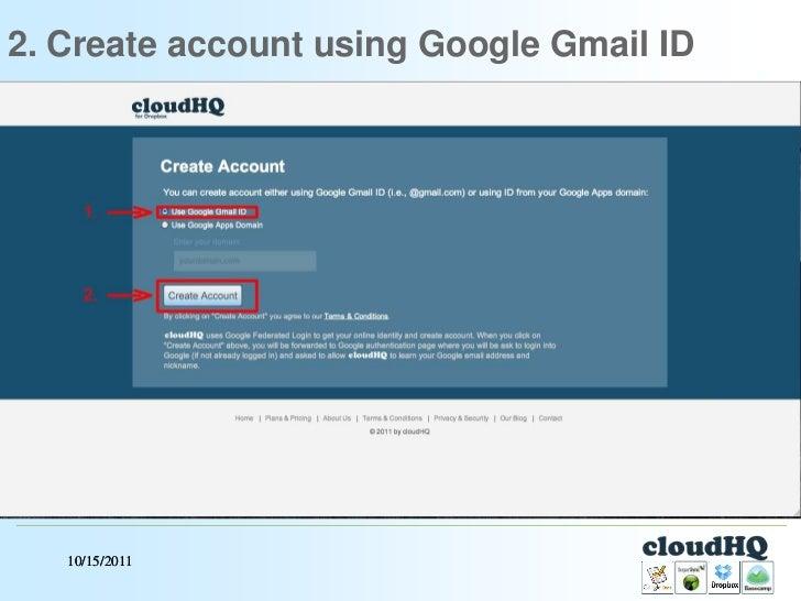 Sync Google Docs and Dropbox Slide 3