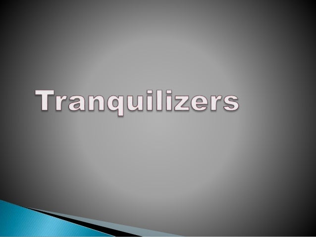  A tranquilizer is a drug that acts on the CNS and is used to calm, decrease anxiety, or help a person to sleep.  Often ...