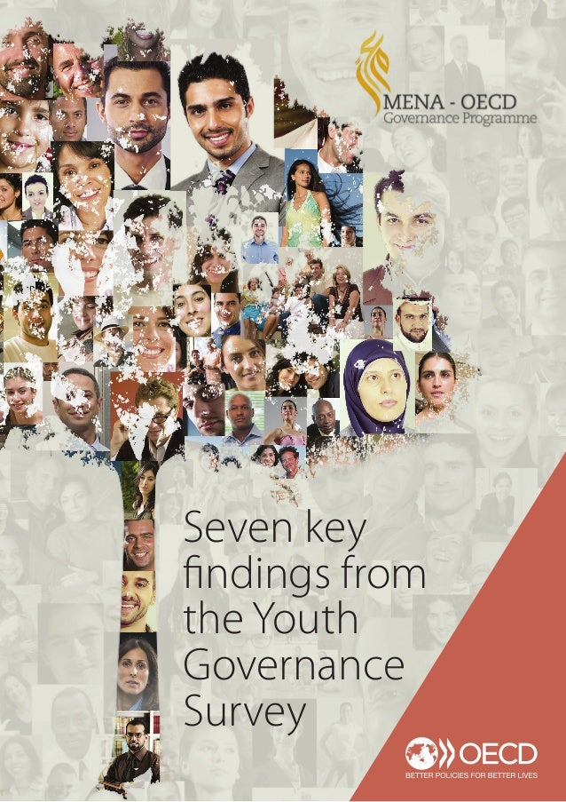 Seven key findings from the Youth Governance Survey