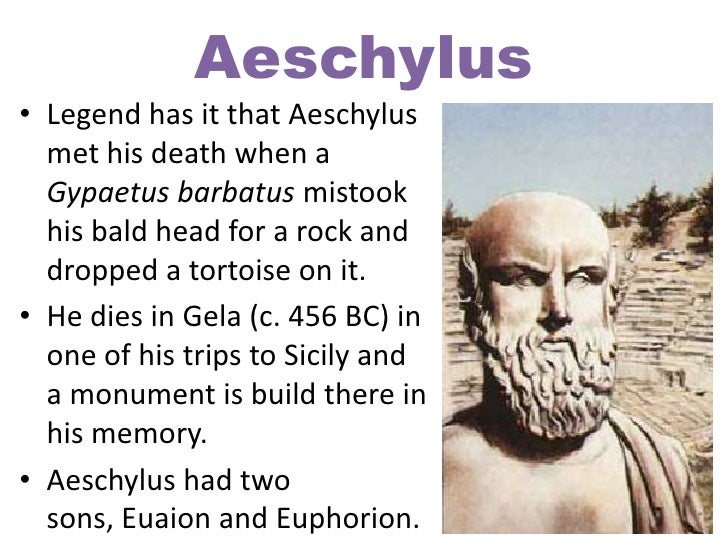 Trilogy by aeschylus