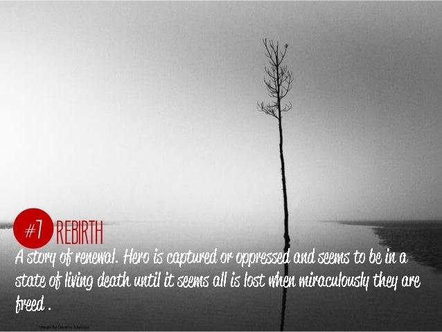 #7 REBIRTH                          .    . Image By Dennis Lawson