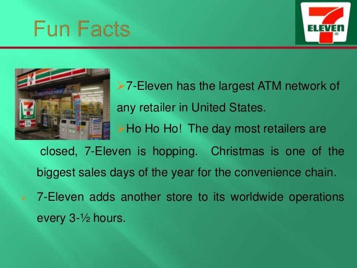 7-Eleven Presentation