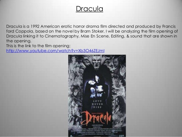 a literary analysis of the novel dracula by bram stoker Some more common types of literary devices that are used in dracula would be irony, metaphors, and similes a good example of the simile literary device in dracula is as follows: when dracula's three brides try to seduce jonathan, dracula becomes furious and berates them.