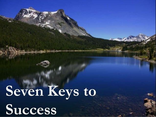 Seven Keys toSuccess
