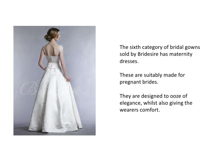 Seven kinds of bridal dresses you can buy from bridesire.com