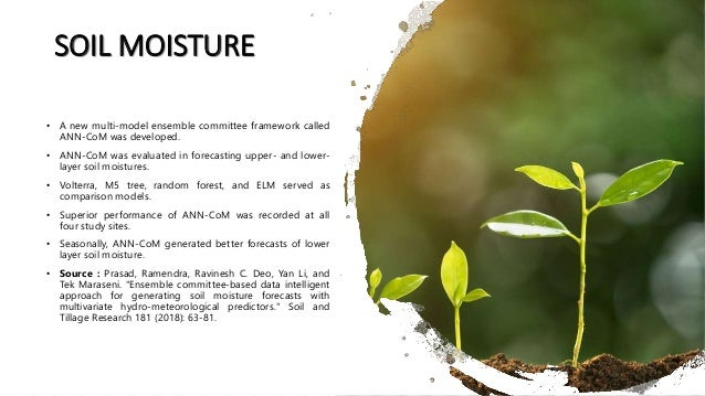 SOIL MOISTURE • A new multi-model ensemble committee framework called ANN-CoM was developed. • ANN-CoM was evaluated in fo...