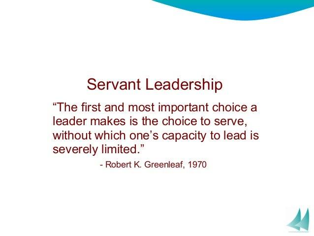 Seven pillars of servant leadership Slide 3