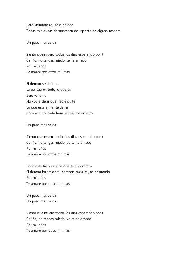 A thousand years lyrics christina perri ft steve kazee dating 1