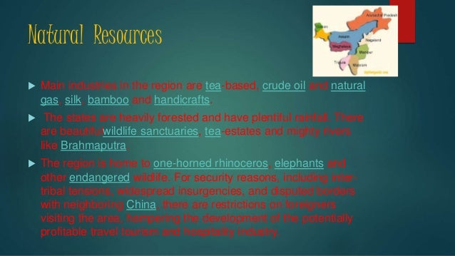 Natural Resources Of Assam In Assamese Language