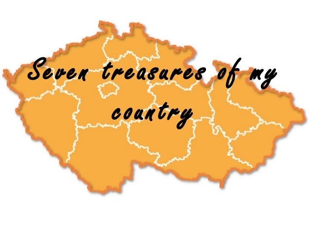 Seven treasures of my country